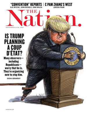 The Nation Magazine | 9/21/2020 Cover