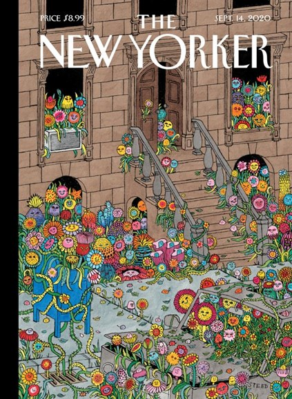 The New Yorker Cover - 9/14/2020