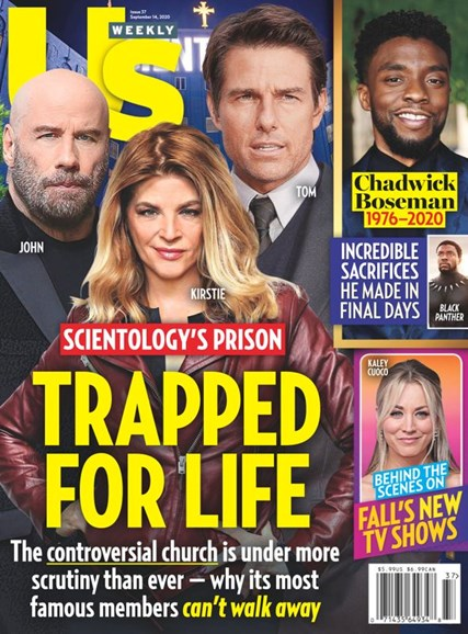Us Weekly Cover - 9/14/2020
