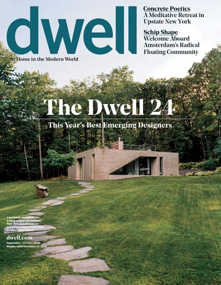 Dwell Cover - 9/1/2020