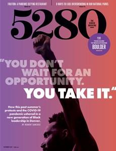 5280 Magazine | 9/2020 Cover