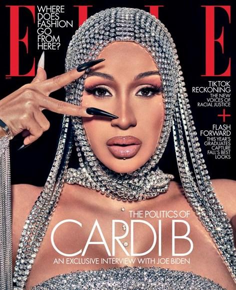 ELLE Cover - 9/1/2020