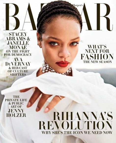 Harper's Bazaar Cover - 9/1/2020