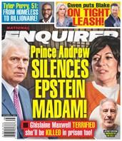 National Enquirer | 9/2020 Cover