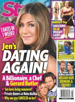 Star Magazine | 9/21/2020 Cover