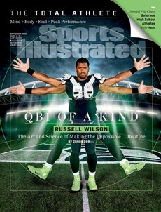 Sports Illustrated   9/2020 Cover