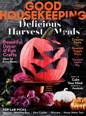 Good Housekeeping Magazine | 10/2020 Cover