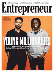 Entrepreneur | 9/2020 Cover