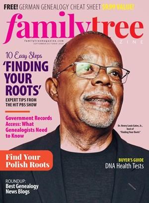 Family Tree Magazine | 9/2020 Cover