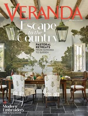 Veranda Magazine | 9/2020 Cover