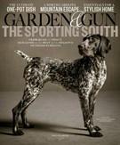 Garden & Gun Magazine 10/1/2020