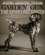 Garden & Gun   10/2020 Cover