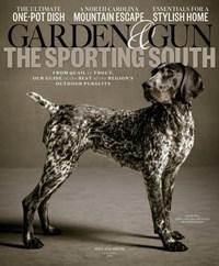 Garden & Gun Magazine | 10/2020 Cover