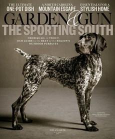 Garden & Gun | 10/2020 Cover