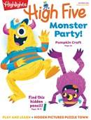 Highlights High Five | 10/2020 Cover