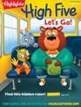 High Five Magazine   9/2020 Cover