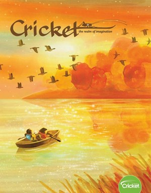 Cricket Magazine | 9/2020 Cover