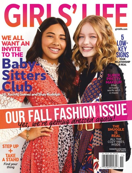 Girls' Life Cover - 10/1/2020