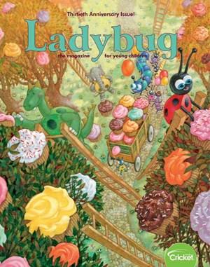 Ladybug Magazine | 9/2020 Cover
