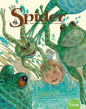 Spider Magazine | 9/2020 Cover