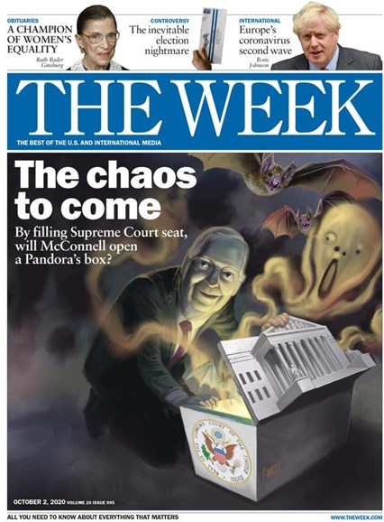 The Week Cover - 10/2/2020