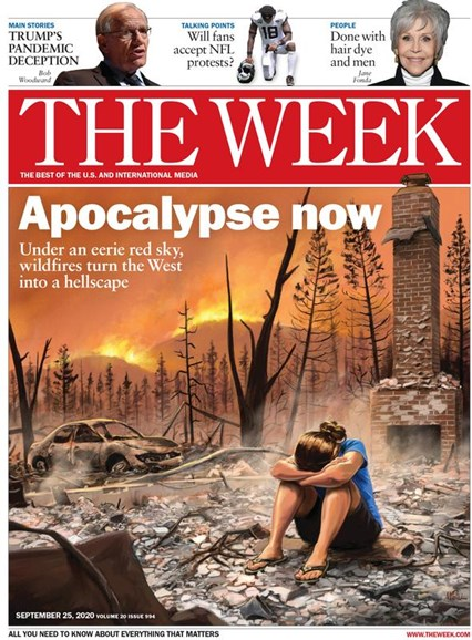 The Week Cover - 9/25/2020