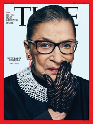 Time Magazine | 10/5/2020 Cover
