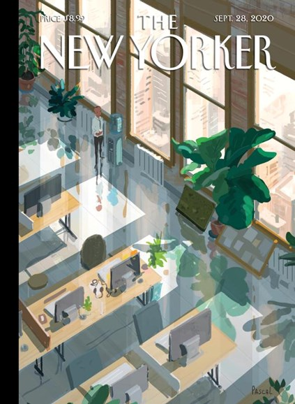 The New Yorker Cover - 9/28/2020