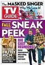 TV Guide Magazine | 9/14/2020 Cover