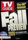 TV Guide Magazine | 9/28/2020 Cover