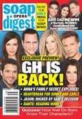 Soap Opera Digest | 8/2020 Cover