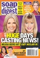 Soap Opera Digest Magazine 10/5/2020