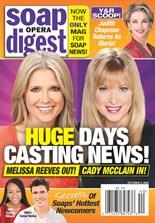 Soap Opera Digest | 10/2020 Cover