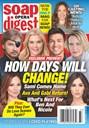 Soap Opera Digest Magazine   9/14/2020 Cover