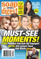 Soap Opera Digest Magazine 9/28/2020