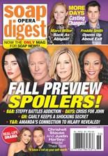 Soap Opera Digest   9/2020 Cover