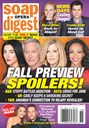 Soap Opera Digest Magazine   9/7/2020 Cover
