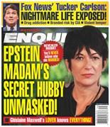 National Enquirer   9/2020 Cover