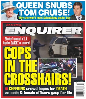 The National Enquirer | 10/5/2020 Cover