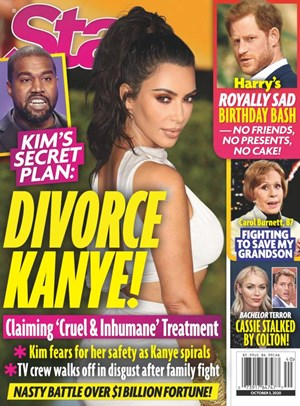 Star Magazine | 10/5/2020 Cover