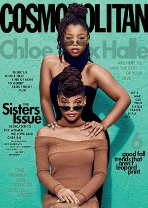 Cosmopolitan Magazine | 10/2020 Cover