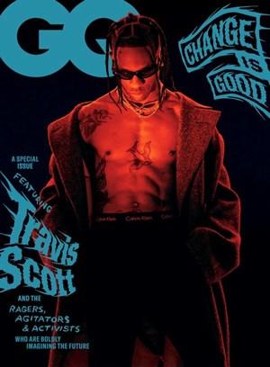 Gentlemen's Quarterly - GQ | 9/2020 Cover