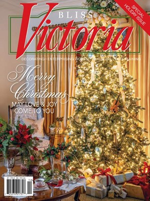 Victoria Magazine | 11/2020 Cover