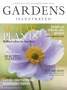 Gardens Illustrated | 9/2020 Cover
