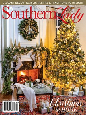 Southern Lady Magazine   11/2020 Cover