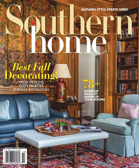 Southern Home Cover - 9/1/2020