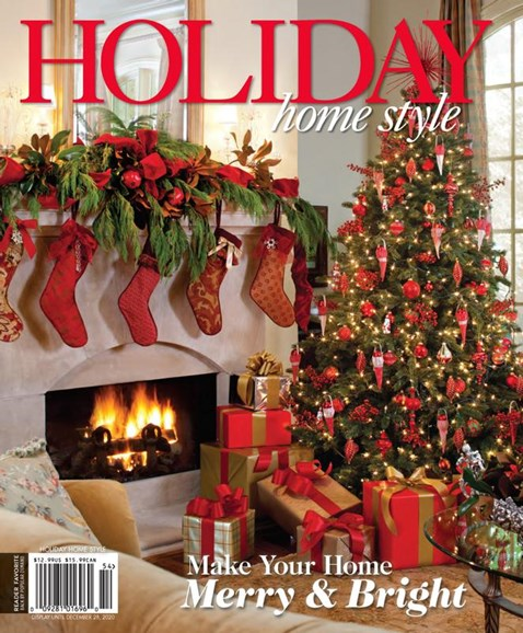Southern Home Cover - 11/1/2020