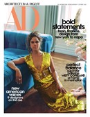 Architectural Digest | 10/2020 Cover