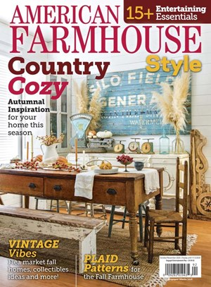 American Farmhouse Style | 10/2020 Cover