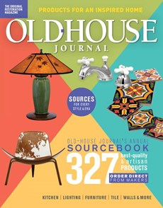 Old House Journal | 9/2020 Cover